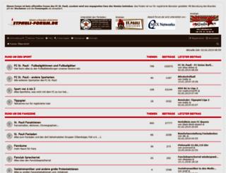 stpauli-forum.de screenshot