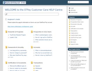 stpay.info screenshot