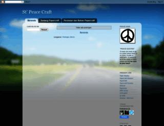 stpeacecraft.blogspot.com screenshot
