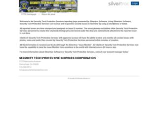 stps.silvertracker.net screenshot