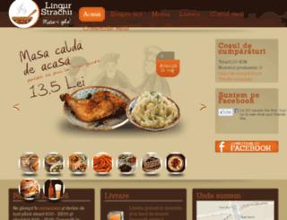 strachina.ro screenshot
