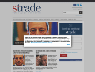 stradeonline.it screenshot