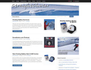 straightchuter.com screenshot