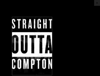 straightouttacomptonthemovie.co.uk screenshot