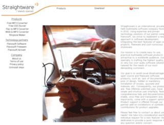 straightware.com screenshot