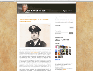 straker-61.blogspot.it screenshot