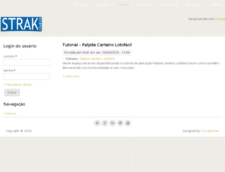 strakinfo.com screenshot