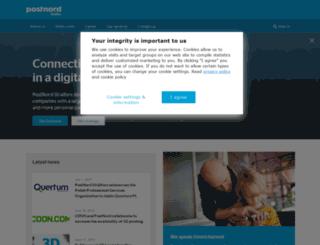 stralfors.net screenshot