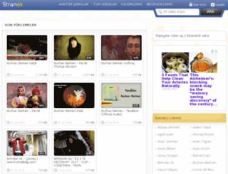 stranek.com screenshot