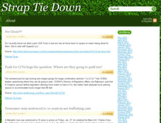straptiedown.com screenshot