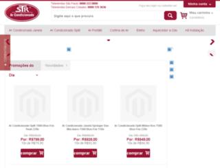 strar1.lojaemteste.com.br screenshot