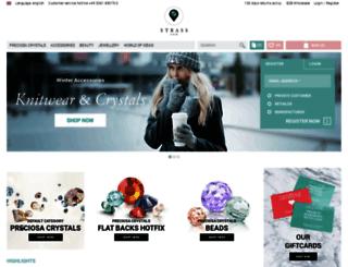 strass.com screenshot