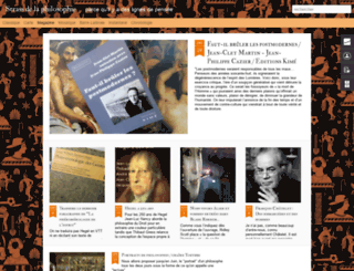 strassdelaphilosophie.blogspot.fr screenshot