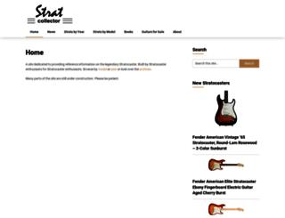 stratcollector.com screenshot