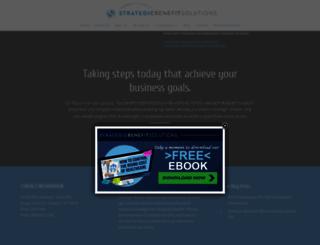 strategic-benefits.com screenshot