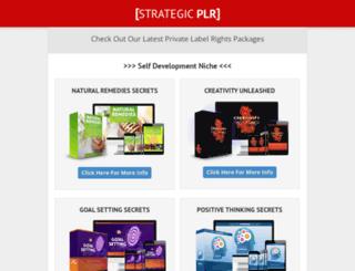 strategicplr.com screenshot