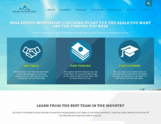 strategicrealestatecoach.com screenshot