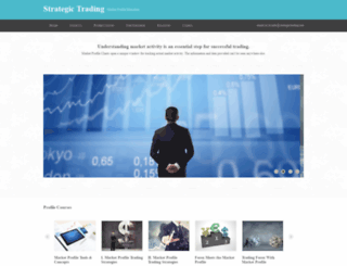 strategictrading.net screenshot