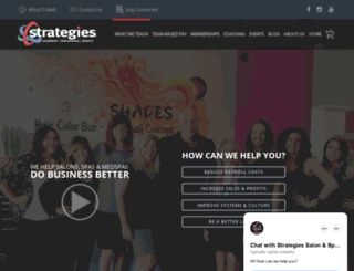 strategies.com screenshot