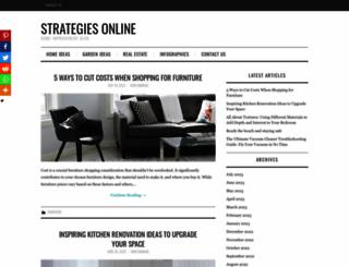 strategiesonline.net screenshot