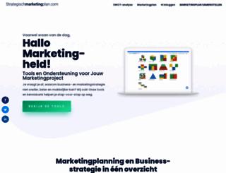 strategischmarketingplan.com screenshot