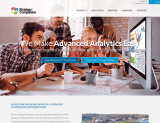 strategycompanion.com screenshot