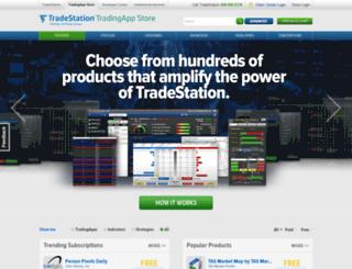 strategynetwork.tradestation.com screenshot