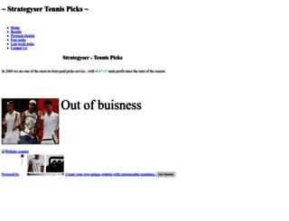 strategyser.weebly.com screenshot