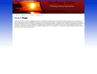 strategyzone.com.au screenshot