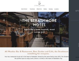 strath.com.au screenshot