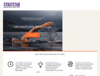 stratstar.com screenshot