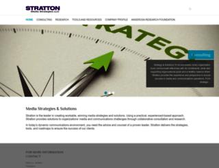 strattonpub.com screenshot