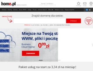 stratusonline.pl screenshot