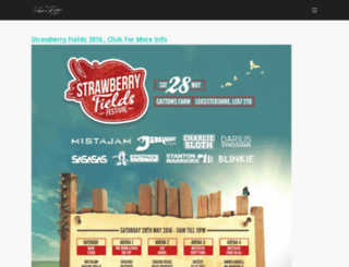 strawberryfieldsfestival.co.uk screenshot