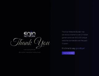 strawhatsdp.enjin.com screenshot