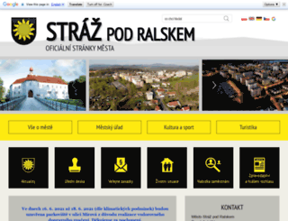 strazpr.cz screenshot