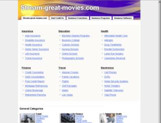 stream-great-movies.com screenshot