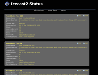 stream-ny.radioparadise.com screenshot