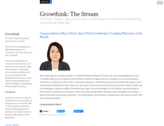 stream.growthink.com screenshot