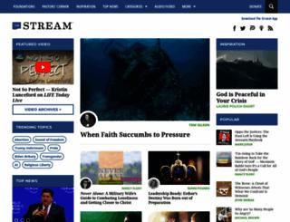 stream.org screenshot