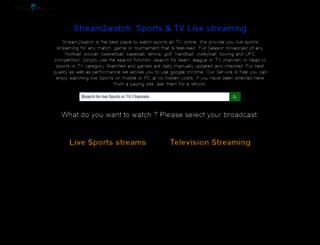 stream2video.tv screenshot