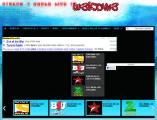 stream4world.blogspot.com screenshot