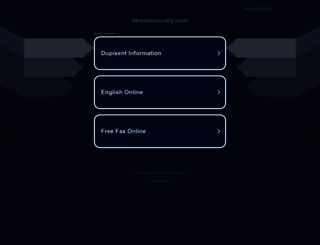 streamcountry.com screenshot