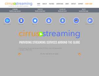 streamdb0web.securenetsystems.net screenshot