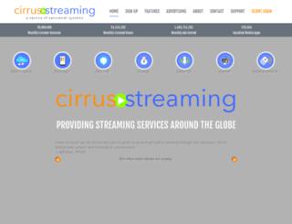 streamdb3web.securenetsystems.net screenshot