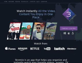 streamfeed.strem.io screenshot