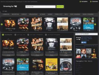 streaming-sur-vk.com screenshot