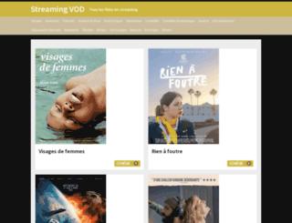 streaming-vod.fr screenshot