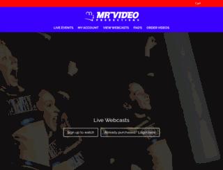 streaming.mrvideoonline.com screenshot