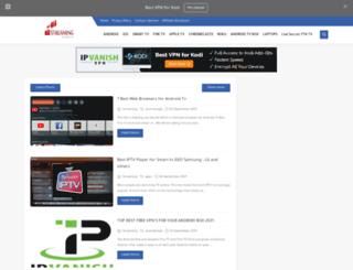 streaming1tv.com screenshot